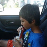 Photo taken at Fosters Freeze by Deana L. on 9/30/2014