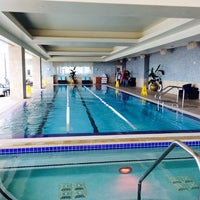 Photo taken at Hilton of Americas Pool by Voronkina J. on 5/20/2014