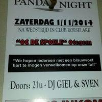 Photo taken at Smesseplein by Giel V. on 10/9/2014