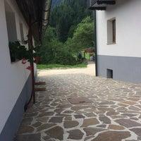 Photo taken at Kranjska Gora by İlker Y. on 7/10/2017