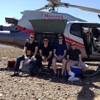 Photo taken at Mojave Desert Emergency Helicopter Landing by Jody Z. on 4/13/2014