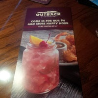 Photo taken at Outback Steakhouse by Eric C. on 9/24/2015