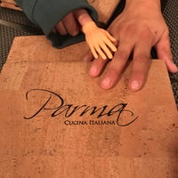 Photo taken at Parma - Cucina Italiana by Dianna N. on 1/21/2018