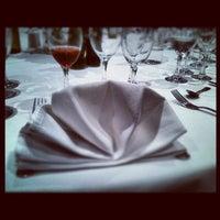 Photo taken at Poseidon Hotel by Akis P. on 10/7/2012