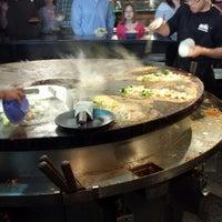 Photo taken at HuHot Mongolian Grill by Cedar B. on 5/26/2013