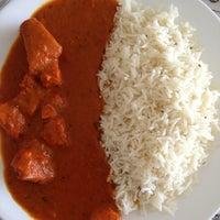 Photo taken at India Palace Restaurant by Sandra V. on 2/16/2013