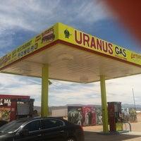 Photo taken at Uranus Gas by Nicole W. on 6/11/2013