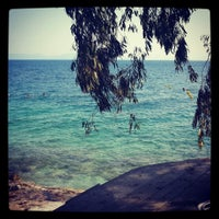 Photo taken at Rivera Beach Bar by Chrysa B. on 6/29/2013