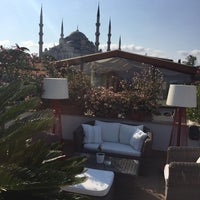 8/9/2015 tarihinde Olu R.ziyaretçi tarafından Sari Konak Hotel, Istanbul'de çekilen fotoğraf
