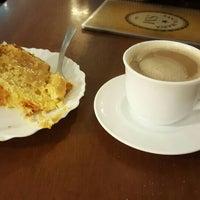 Photo taken at Santa Maria Café by Livia S. on 2/23/2016