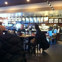 Photo taken at Starbucks by Andy D. on 1/23/2013