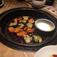 Photo taken at 牛角 太子店 by Kuzuha S. on 9/14/2014