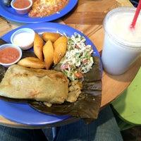 Photo taken at El Callejon Latin Food by iPhone V. on 4/4/2015