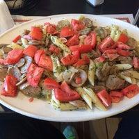 Photo taken at Bova Italian Restaurant by iPhone V. on 8/6/2015