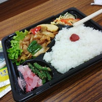 Photo taken at おかずの華 新小岩店 by Mike B. on 3/7/2014