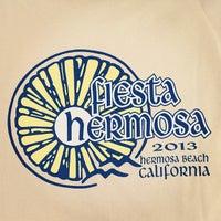 Photo taken at Fiesta Hermosa by Jon D. on 5/27/2013