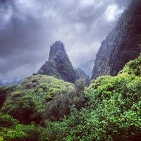 Photo taken at ʻĪao Valley State Park by Jon D. on 5/9/2013