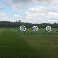 Photo Taken At Sydney Olympic Park Archery Centre By Adrian D On 3 30