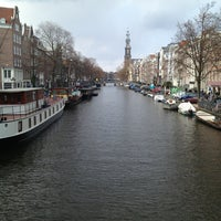 Photo prise au Prinsengracht par Guido L. le3/30/2013