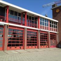 Photo taken at Brandweerkazerne Diemen by Guido L. on 5/3/2013