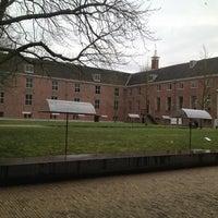 Photo taken at Binnenplaats Hermitage (Amstelhof) by Guido L. on 2/16/2013