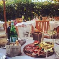 Photo taken at Borgo San Felice - Relais & Chateaux by Carmen H. on 7/11/2014