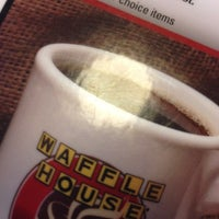 Photo taken at Waffle House by Jessica K. on 11/4/2012
