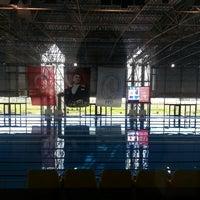 2/2/2014에 Zeynep Ö.님이 İTÜ Olimpik Yüzme Havuzu에서 찍은 사진