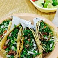 Photo taken at Tacos de Asada by Alejandro L. on 11/14/2014