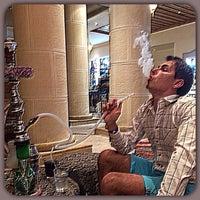 Photo taken at Shisha Bar by Victor B. on 2/24/2014