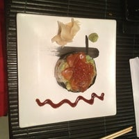 Photo taken at Welcome Sushi by Aurora A. on 7/2/2013