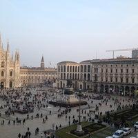 Photo taken at Palazzo dei Giureconsulti by Aurora A. on 3/2/2013