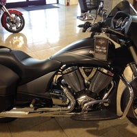 Photo taken at Victory Motorcycle of Phoenix by Jeff F. on 2/3/2014
