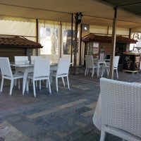 Photo taken at Cafe-İn Ilıca by Ayan M. on 5/3/2014