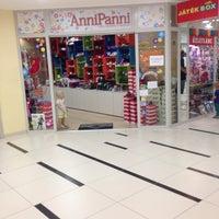 Photo taken at AnniPanni cipobolt by deKata on 8/22/2014