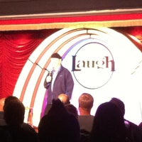 Photo taken at Laugh Factory by Paul C. on 10/22/2012