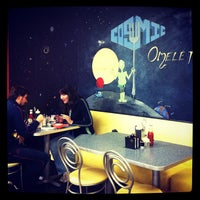 Photo taken at Cosmic Omelet by Gregory D. on 10/27/2012