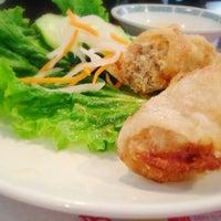 Photo taken at Saigon Cafe by K on 10/6/2012