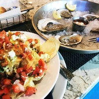 Photo taken at Ford's Fish Shack & Oyster Bar by K on 8/28/2017