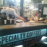 Photo taken at Coffee Town by Pablo S. on 10/12/2012