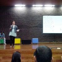 Photo taken at Auditorio Plaza de la Libertad by Gustavo P. on 8/15/2013