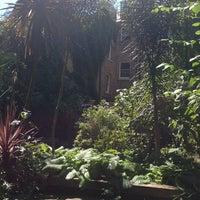 Photo taken at Harleyford Road Community Garden by Paul M. on 6/6/2014