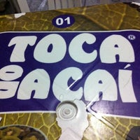 Photo taken at Toca do Açaí by Cece M. on 2/6/2014