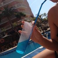 Photo taken at Alba Seleqta Hotel Spa Resort by Ineke C. on 4/14/2014