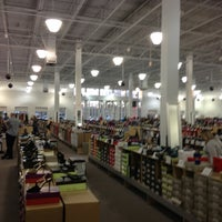 Photo Taken At Dsw Designer Shoe Warehouse By Aaron S On 1 12