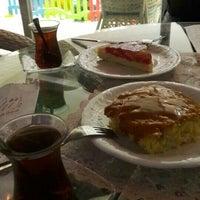 Photo taken at Renkli Pasta & Cafe by İpek Y. on 1/23/2016