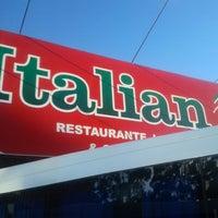 Photo taken at Italian's by Alexandre S. on 4/14/2014