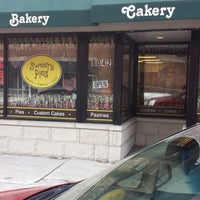 Photo taken at Sweety Pies Bakery * Cakery * Cafe by Reuben L. on 2/15/2014