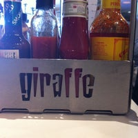 Photo taken at Giraffe by Bruno M. on 8/29/2013