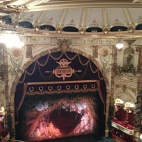 Photo taken at English National Opera at the London Coliseum by Sara K. on 1/5/2013